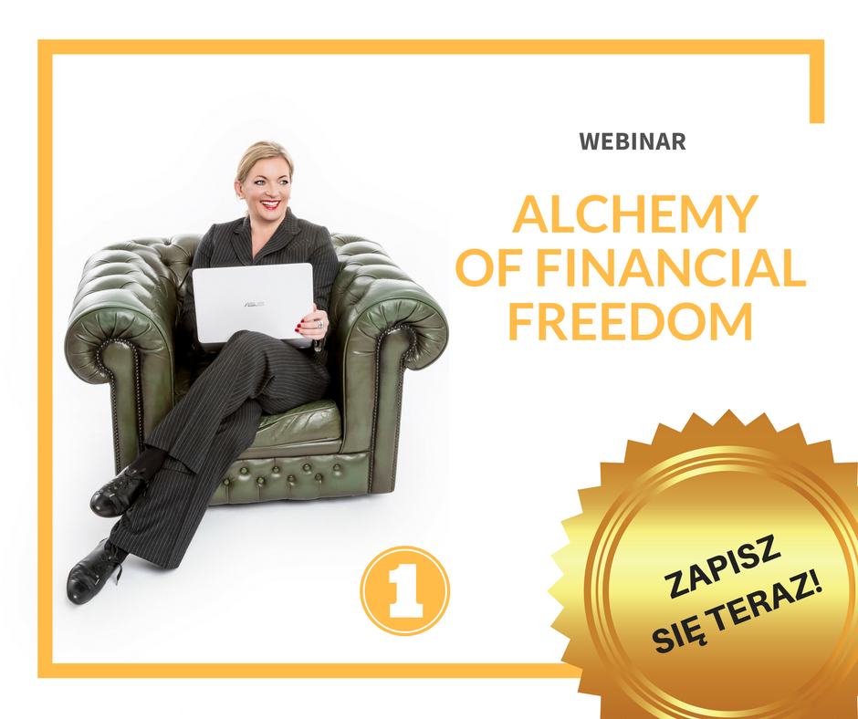 ALCHEMY OF FINANCIAL FREEDOM cz.I
