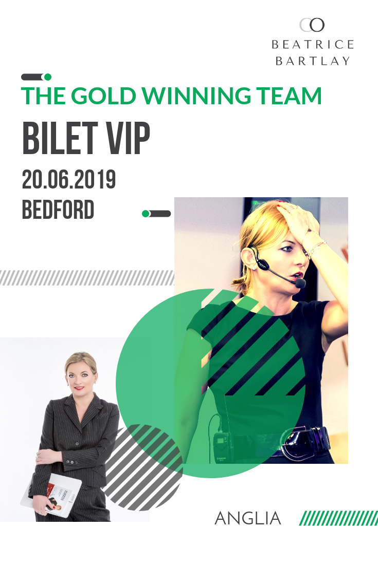Bilet VIP 20.06 The Gold Winning Team